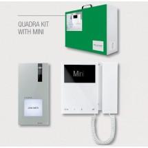 Comelit 8461M - Kit Videocitofono Monofamiliare