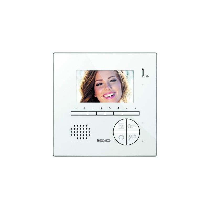 Schema Collegamento Citofono Bticino 2 Fili : Bticino videocitofono terraneo fili