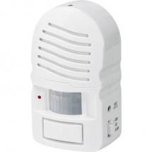 PENTATECH Rilevatore di movimento ZM02 Bianco 85 dB 33302