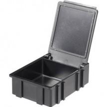 Scatola per componenti SMD ESD (L x L x A) 41 x 37 x 15 mm conduttivo Licefa