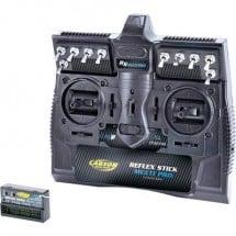 Carson Modellsport Reflex Stick MULTI PRO 14 Radiocomando 2,4 GHz Numero canali: 14 incl. ricevitore