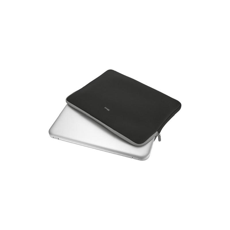 Custodia per tablet universale Trust Guaina Adatto per display con misura (area): 33,0 cm (13) - 33,8 cm (13,3) Nero