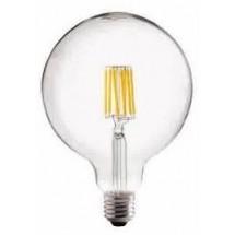 Lampada Led Globo 8W E27 Luce Calda - Wiva 12100560