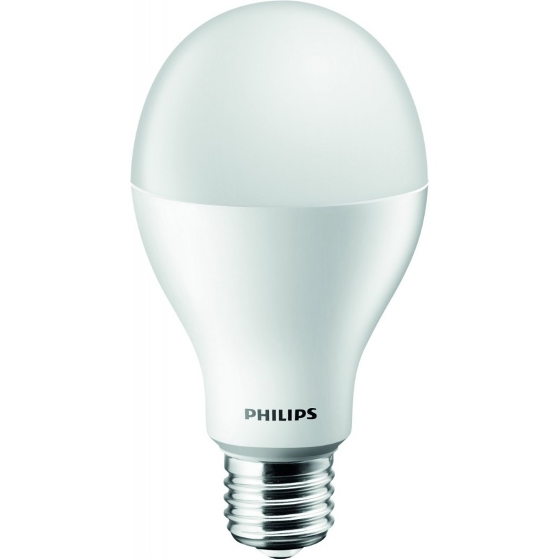 lampada led philips corepro led bulb 13w resa 100w e27 840. Black Bedroom Furniture Sets. Home Design Ideas
