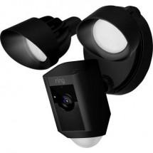 ring Floodlight-Cam 8SF1P7-BEU0 WLAN IP Classe energetica: LED Videocamera di sorveglianza 1920 x 1080 Pixel