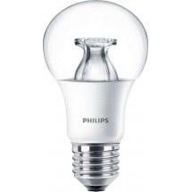 Lampadina Led E27 Philips MAS LEDbulb DT 9W-60W A60 CL