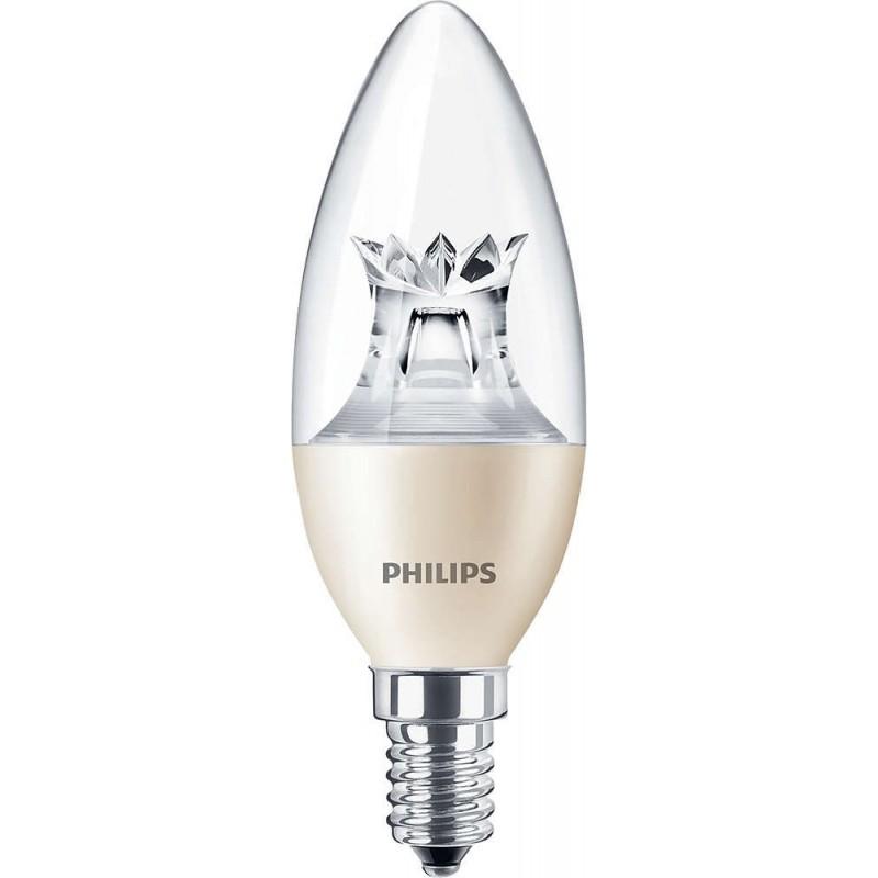 Lampadine a led e27 luce calda philips DT MAS LED BULB