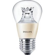 Lampadina a Led E27 Philips MAS LEDlustre DT 4W-25W P48 CL