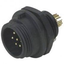 Weipu SP1312 / P 2 Connettore circolare Spina Serie: SP13 Tot poli: 2 1 pz.