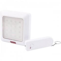 Olymp 5982 WL 200 Lampada da parete Bianco Bianco