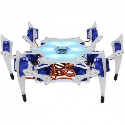 Stemi Robot in kit da montare Hexapod KIT da costruire 12345