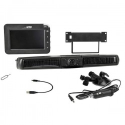 ProUser ProUser Solar R…kfahr-Kamerasystem digital Telecamera di retromarcia senza fili Collegamento USB, apertura