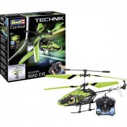 Revell Control MadEye Elicottero per principianti In kit da costruire