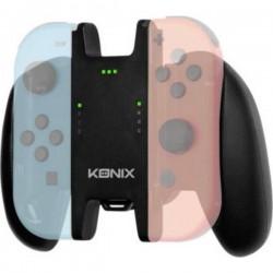 Kit accessori Nintendo Switch Konix PLAY&CHARGE JOY-CON