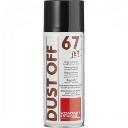 Pulitore di precisione Kontakt Chemie DUST OFF 67 JET 32692 300 ml