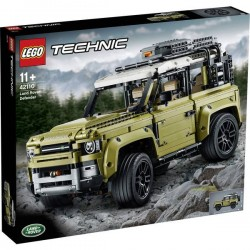 42110 LEGO® TECHNIC Paese Rover Defender