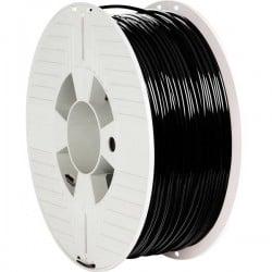 Verbatim 55033 Filamento per stampante 3D Plastica ABS 2.85 mm 1000 g Nero