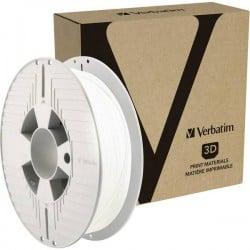 Verbatim 55150 Filamento per stampante 3D 1.75 mm 500 g Bianco