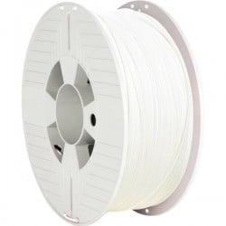 Verbatim 55315 Filamento per stampante 3D Plastica PLA 1.75 mm 1000 g Bianco