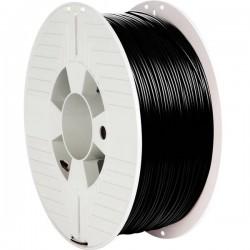 Verbatim 55318 Filamento per stampante 3D Plastica PLA 1.75 mm 1000 g Nero