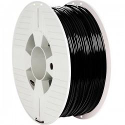 Verbatim 55327 Filamento per stampante 3D Plastica PLA 2.85 mm 1000 g Nero