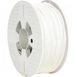 Verbatim 55328 Filamento per stampante 3D Plastica PLA 2.85 mm 1000 g Bianco
