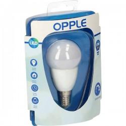 Opple LED (monocolore) Classe energetica A (A++ - E) E14 Goccia 6 W 37 W Bianco caldo (Ø x L) 48 mm x 95 mm