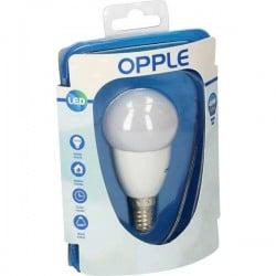 Opple LED (monocolore) Classe energetica A (A++ - E) E14 Goccia 6.5 W 40 W Bianco caldo (Ø x L) 50 mm x 95 mm 1 pz.