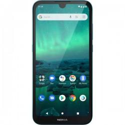 Nokia 1.3 Smartphone LTE dual SIM 16 GB 5.71 pollici (14.5 cm) Dual-SIM Android 10 8 MPixel Cyan, Verde