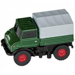 Carson Modellsport 5.00504126E8 Unimog U406 Forst 1:87 Camion modello Elettrica Veicolo agricolo