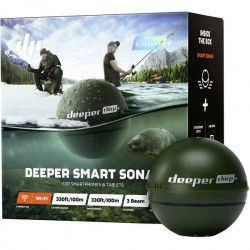 deeper Smart Sonar CHIRP+ Fischfinder