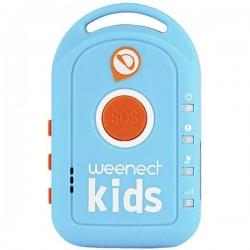 Weenect Kids Tracciatore GPS (Tracker) Tracker persone Blu