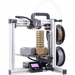 KIT stampante 3D FELIX Printers Tec 4.1 - DIY Kit Dual Extruder
