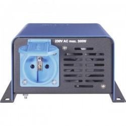 IVT Inverter DSW-1200/12 V FR 1200 W 12 V/DC - 230 V/AC, 5 V/DC Comando a distanza