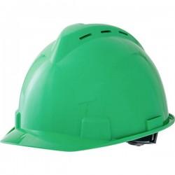B-SAFETY Top-Protect BSK700GR Casco di protezione ventilato Verde EN 397