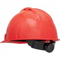 B-SAFETY Top-Protect BSK700R Casco di protezione ventilato Rosso EN 397