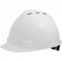 B-SAFETY Top-Protect BSK700W Casco di protezione ventilato Bianco EN 397
