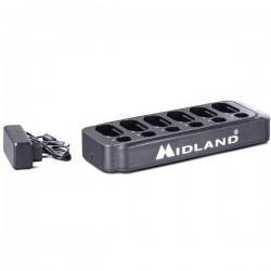 Caricatore da tavolo Midland 6fach Charger C1353