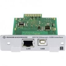 Rohde & Schwarz Ho732 R&S Doppia Interfaccia (Ethernet/Usb), Adatto Per Serie Hmo, Hmp, Hmf E Hms 5800.3209.02