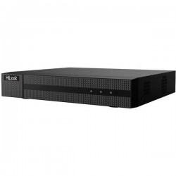 Registratore videosorveglianza LAN 8 canali HiLook hl104w NVR-104MH-D/W