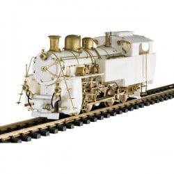 LGB L26271 Locomotiva a vapore G4/4 ingranaggio HG 701, limitata