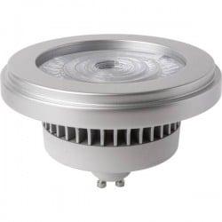 Megaman LED (monocolore) Classe energetica A+ (A++ - E) GU10 Riflettore 11 W Bianco caldo (Ø x L) 111 mm x 82 mm