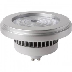 Megaman LED (monocolore) Classe energetica A+ (A++ - E) GU10 Riflettore 11 W Bianco neutro (Ø x L) 111 mm x 82 mm