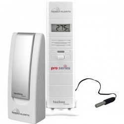 Techno Line Termometro Bianco