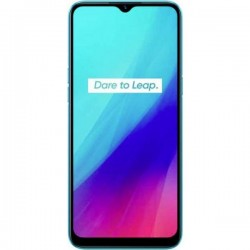 Realme C3 Smartphone LTE dual SIM 64 GB 6.5 pollici (16.5 cm) Dual-SIM Android 10 12 MPixel, 2 MPixel, 2 MPixel Blu