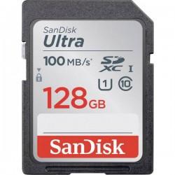 SanDisk Ultra Scheda SDXC 128 GB Class 10, UHS-I