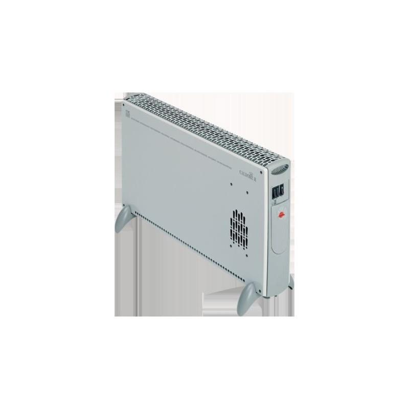 Termoconvettore elettrico parete vortice caldore termostato 800w 1200w 2000w - Stufette elettriche da parete ...