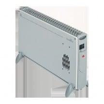 Termoconvettore Elettrico Parete Vortice Caldore R - Termostato 800-1200-2000W