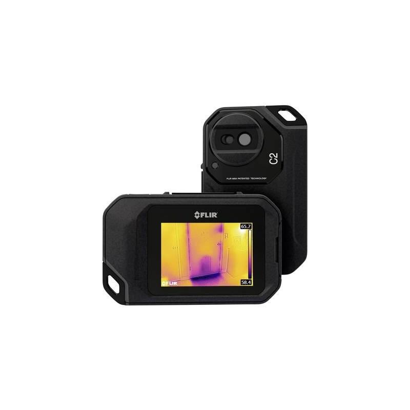 b910e19f99 Flir C2 Termocamera -10 Fino A +150 ーC 80 X 60 Pixel 9 Hz