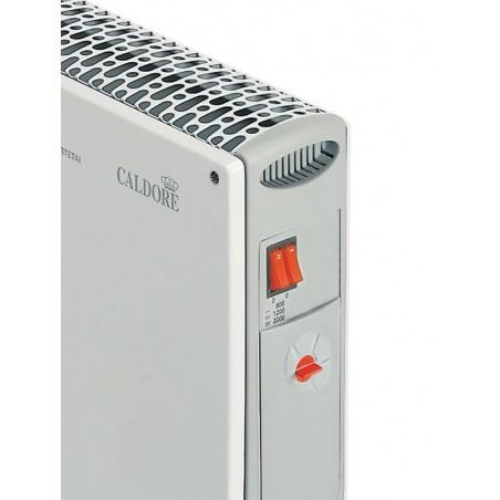 Termoconvettore Elettrico da Parete Vortice Caldore con Termostato 800W-1200W-2000W RT 70221